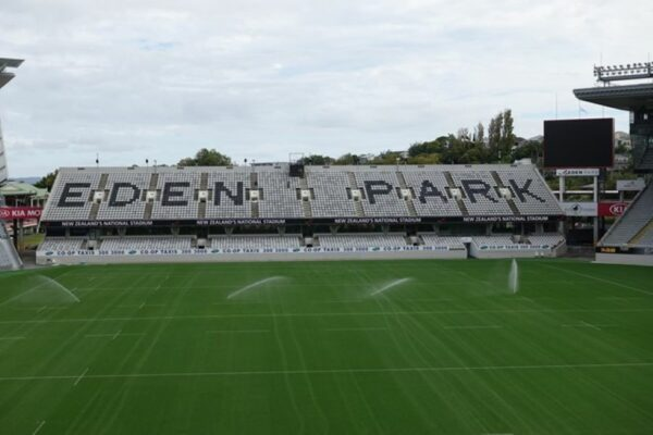 Eden Park Saves Water project
